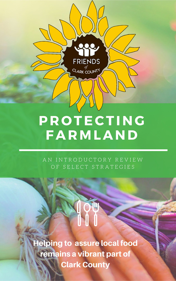 Protecting Farmland